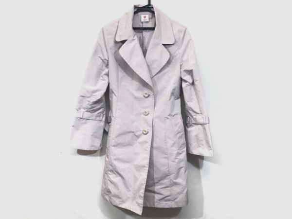 Ungaro(ウンガロ) コート サイズ40 M レディース ピンク 春・秋物