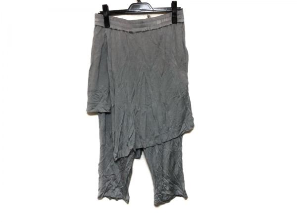JULIUS(ユリウス) パンツ サイズ2 M メンズ ライトグレー