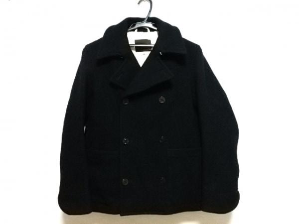 Edition(エディション) コート メンズ ダークネイビー 冬物