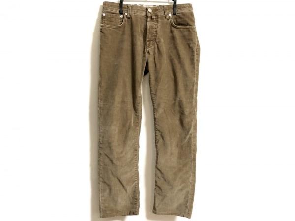 JACOB COHEN(ヤコブコーエン) パンツ サイズ31 メンズ ブラウン コーデュロイ