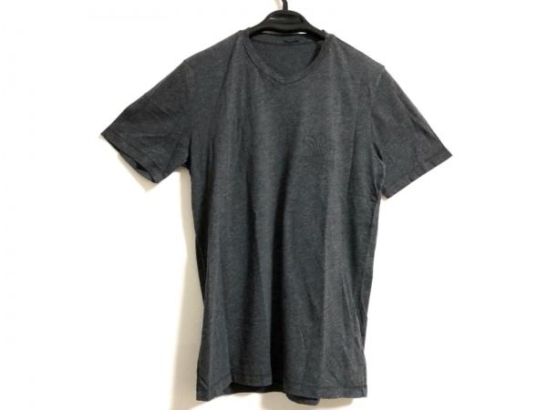 Chrome hearts(クロムハーツ) 半袖Tシャツ サイズS メンズ ダークグレー