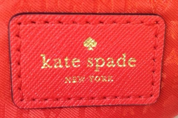 Kate spade(ケイトスペード) ハンドバッグ WKRU3930 レッド レザー