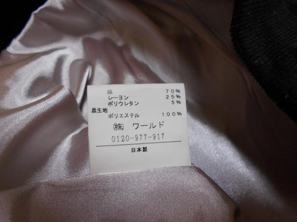 UNTITLED(アンタイトル) ジャケット サイズ1 S レディース 黒