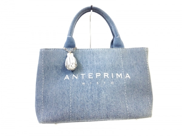 ANTEPRIMA MISTO(アンテプリマミスト) トートバッグ ライトブルー デニム