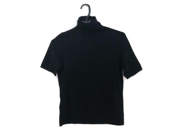 ブラックレーベルポールスミス 長袖セーター サイズM レディース 黒 タートルネック