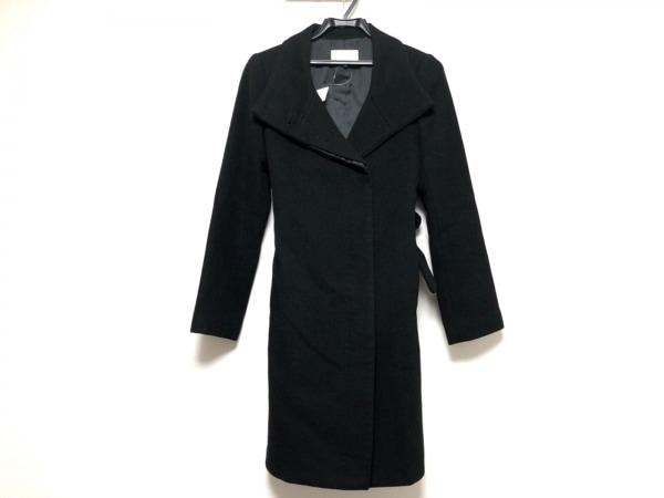 M-PREMIER(エムプルミエ) コート サイズ36 S レディース美品  黒 冬物