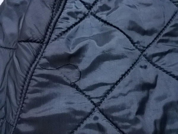 Barbour(バーブァー) ブルゾン サイズXS メンズ 黒 キルティング/冬物