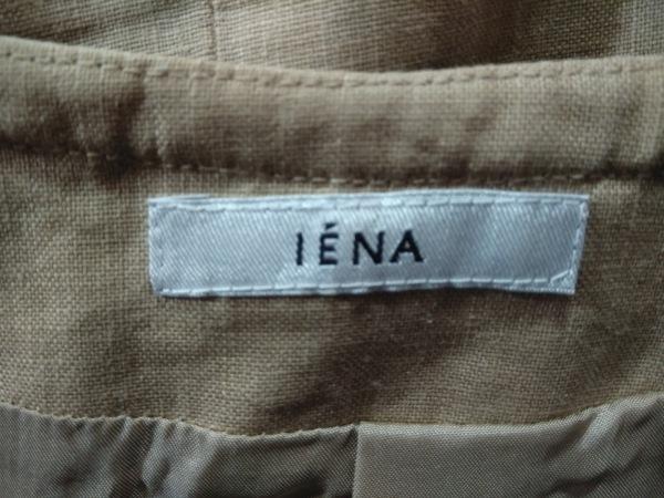 IENA(イエナ) コート サイズ36 S レディース ブラウン 春・秋物