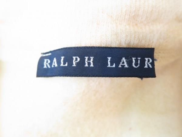 RalphLauren(ラルフローレン) ブルゾン サイズL レディース美品  アイボリー
