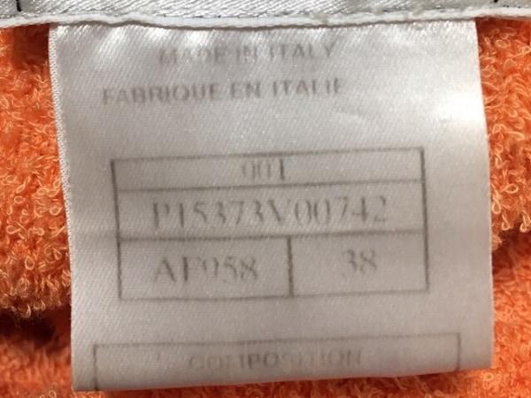 CHANEL(シャネル) カーディガン サイズ38 M レディース P15373 オレンジ