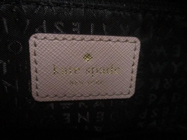 Kate spade(ケイトスペード) トートバッグ ピンク×黒 レザー