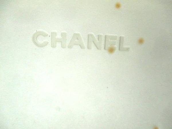 CHANEL(シャネル) トートバッグ ラバーバッグ グレー ラバー