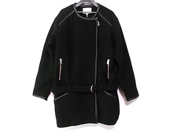 IRO(イロ) コート サイズ38 M レディース美品  黒 冬物