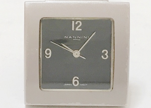 NANNINI(ナンニーニ) 腕時計 - レディース 黒