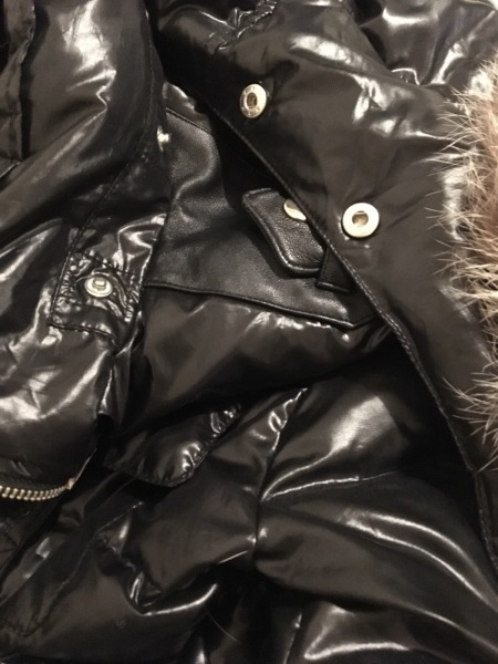 JACKROSE(ジャックローズ) ダウンジャケット サイズ3 L レディース 黒