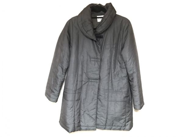 イオコムイオ センソユニコ コート サイズ38 M レディース カーキ 冬物/中綿入り