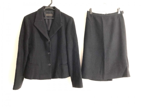 NARCISO RODRIGUEZ(ナルシソロドリゲス) スカートスーツ サイズ40 M レディース 黒