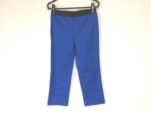 M.Fil(エム.フィル) パンツ サイズ40 M レディース ブルー
