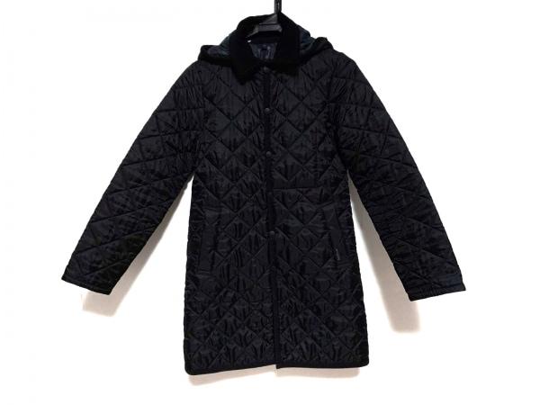 LAVENHAM(ラベンハム) コート サイズ36 S レディース 黒 キルティング/春・秋物