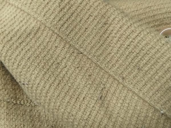 ジルバイジルスチュアート コート サイズS レディース ライトブラウン ファー/冬物