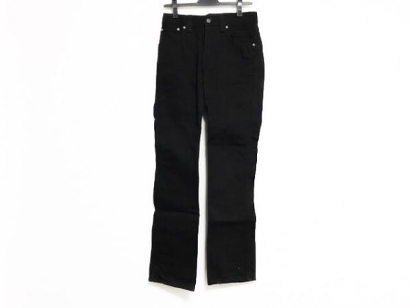 NudieJeans(ヌーディージーンズ) パンツ サイズW28L32 メンズ 黒