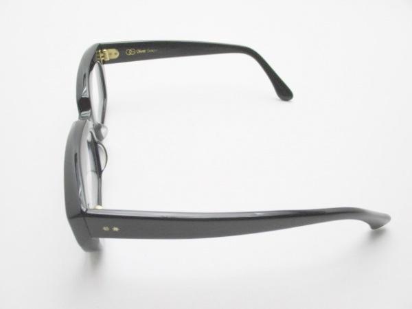 OLIVER GOLDSMITH(オリバーゴールドスミス) メガネ KOLUS 17-140 黒 プラスチック