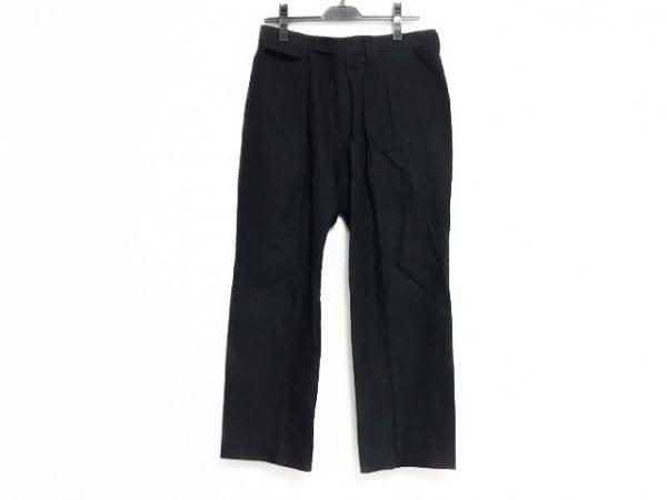 KRISVANASSCHE(クリスヴァンアッシュ) パンツ サイズ44 L メンズ 黒