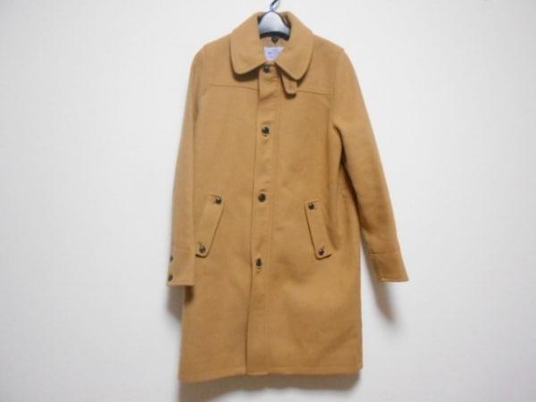 coen(コーエン) コート サイズL メンズ ライトブラウン 冬物