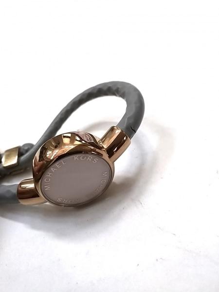 マイケルコース 腕時計 MKA101001 レディース アクティビティトラッカー/ラバーベルト