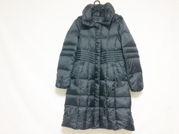23区(ニジュウサンク) ダウンコート サイズ40 M レディース 黒 冬物