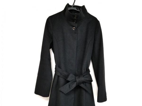 Le souk(ルスーク) コート サイズ36 S レディース美品  黒 冬物