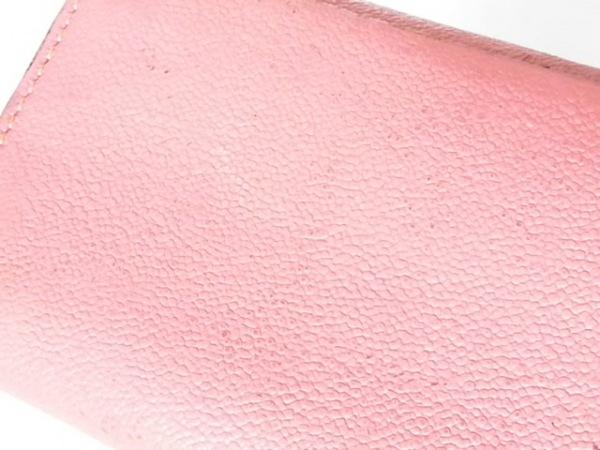 サマンサタバサプチチョイス 名刺入れ ピンク ハート/ラインストーン 6