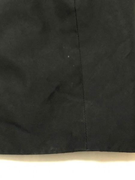 UNTITLED(アンタイトル) ブルゾン サイズ9 M レディース 黒 春・秋物/ライナー付き