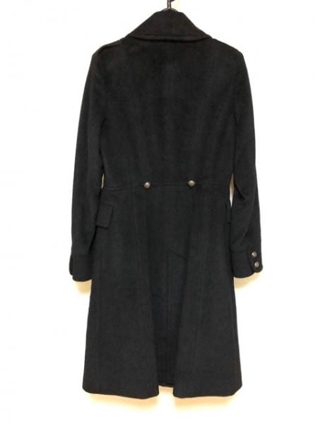 COMME CA DU MODE(コムサデモード) コート サイズ11 M レディース美品  黒 冬物