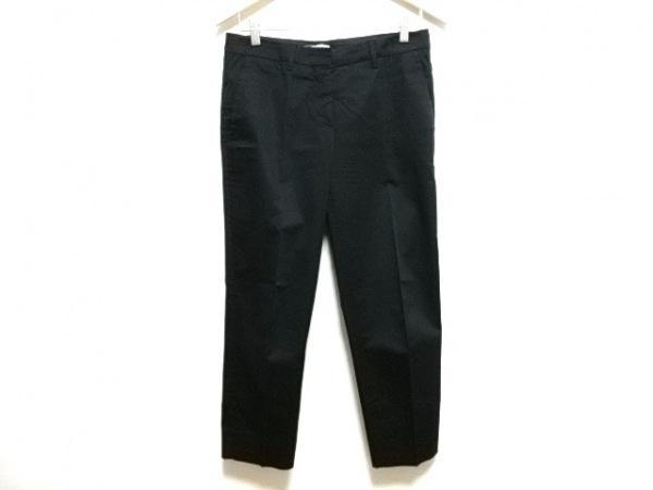 miumiu(ミュウミュウ) パンツ レディース 黒