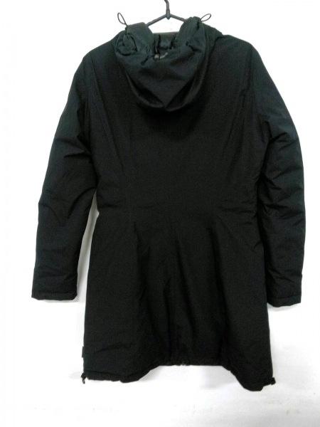 HERNO(ヘルノ) ダウンコート サイズ42 M レディース美品  黒 冬物/リバーシブル