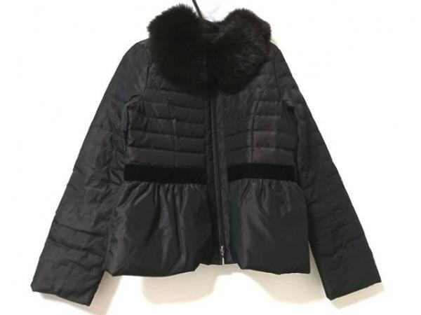 LESTERA(レステラ) ダウンジャケット サイズ38 M レディース美品  ダークブラウン