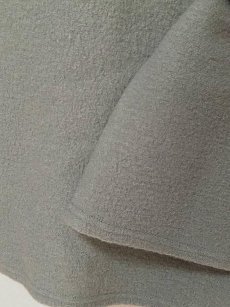 ユキコハナイ 長袖カットソー サイズ10 L レディース美品  ライトグレー スパンコール