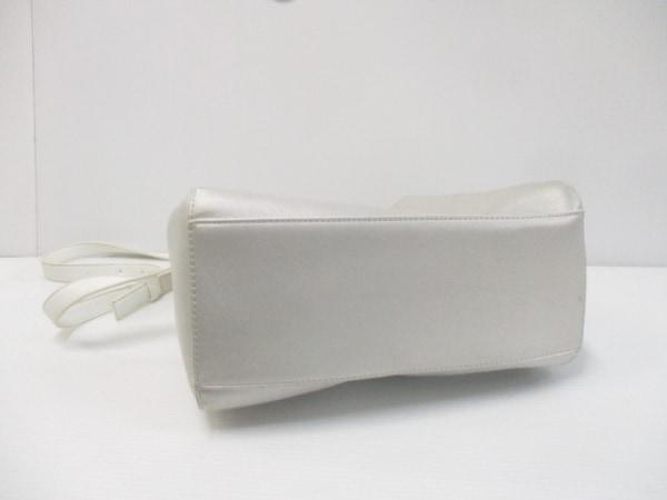 CECILMcBEE(セシルマクビー) ハンドバッグ シルバー 合皮