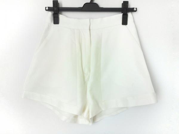 CAMEO(カメオ) ショートパンツ サイズS レディース美品  白