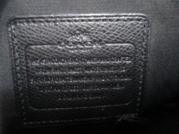 COACH(コーチ) ハンドバッグ - - 黒 レザー