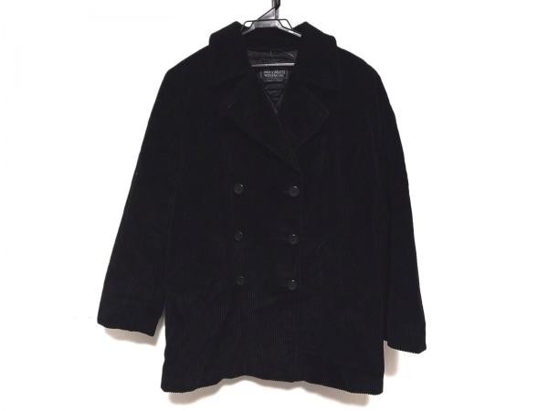 マックスマーラウィークエンド コート サイズ42 M レディース美品  黒