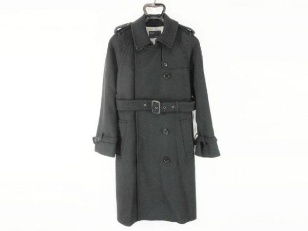 IENA(イエナ) コート サイズ38 M レディース美品  ネイビー 冬物