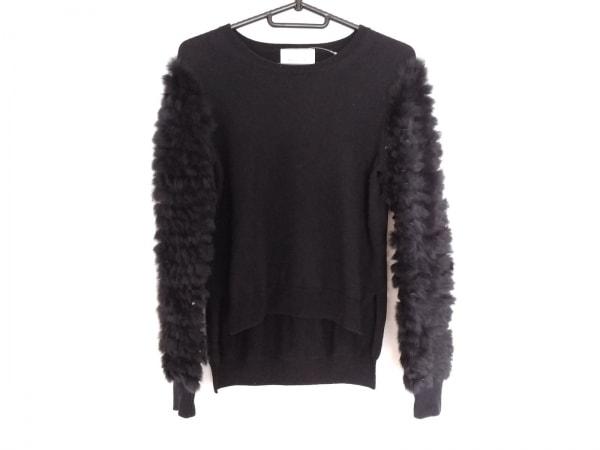 BEIGE(ベイジ) 長袖セーター サイズS レディース ネイビー