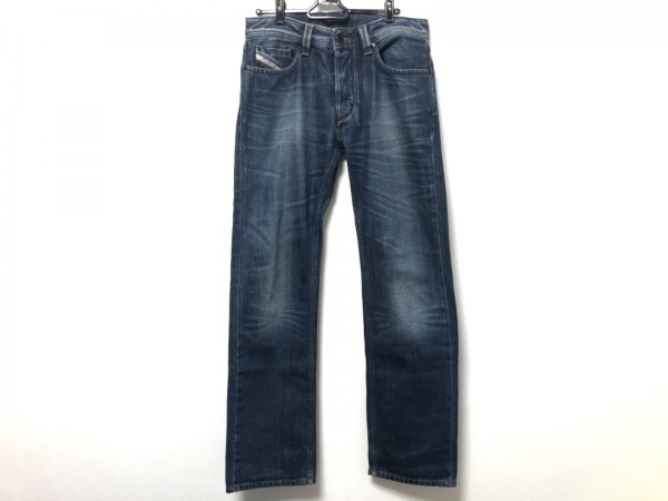 DIESEL(ディーゼル) ジーンズ サイズ29 メンズ美品  LARKEE ネイビー