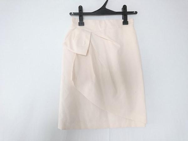 JUSGLITTY(ジャスグリッティー) スカート サイズ1 S レディース ベージュ