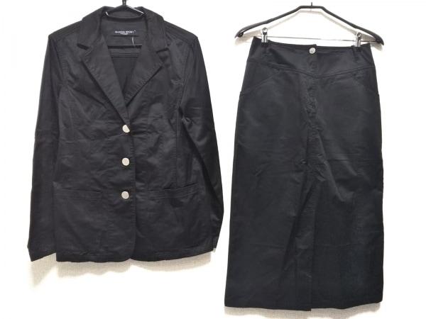 Marina Sport(マリナスポーツ) スカートスーツ サイズ13 L レディース美品  黒