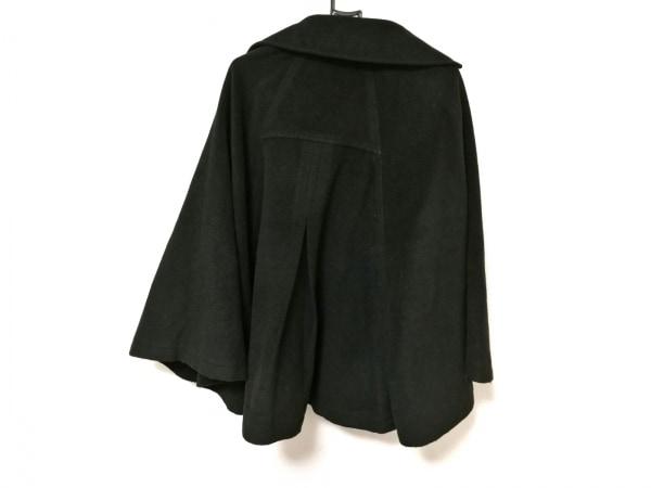 CECILMcBEE(セシルマクビー) Pコート レディース 黒 ショート丈/冬物