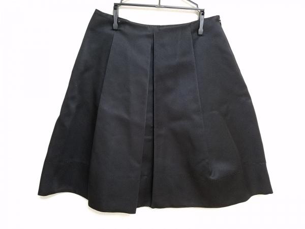 M・Fil(エムフィル) スカート サイズ38 M レディース 黒