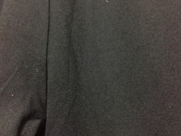 MARY QUANT(マリークワント) 長袖Tシャツ サイズM レディース 黒×アイボリー